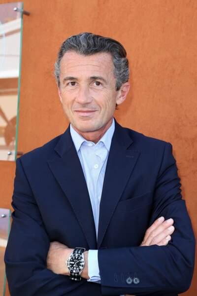 François Sarkozy, frère de quelqu'un de pas trop trop connu en France...