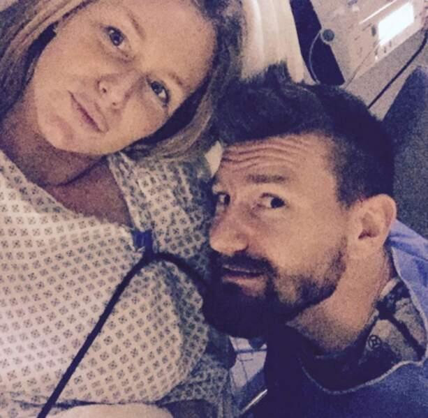 Et on souhaite d'ores et déjà la bienvenue au bébé d'Aurélie Van Daelen et son compagnon...