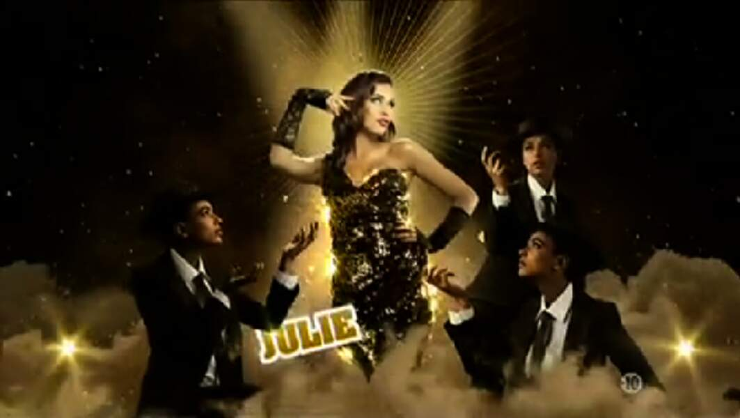 """Julie (Saison 4) : """"Nous sommes les élus de La Voix"""" (avec Anne-Krystel et Ahmed)"""