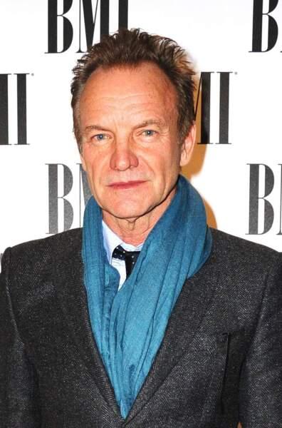 Sting s'appelle-t-il vraiment Sting ? Non : Gordon.