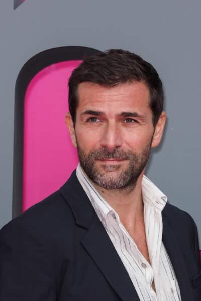 Grégory Fitoussi incarne un Français dans la série anglaise