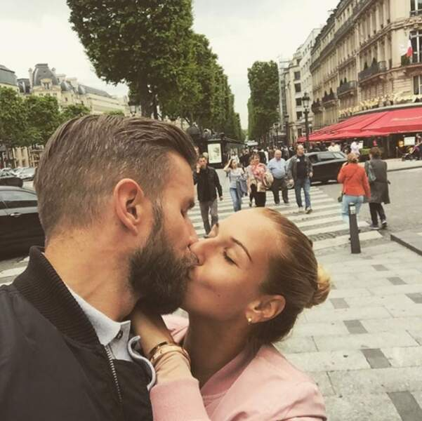 Oh Champs-Elysées (palapalapa)... Dominika Cibulkova est IN LOVE