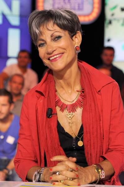 Et enfin, la femme qui rit en ultrason, Isabelle Morini-Bosc.