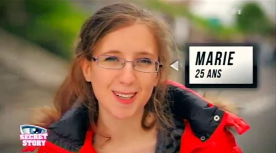 """Marie (Saison 6). Son secret : """"Je suis grand maître international d'échecs"""""""