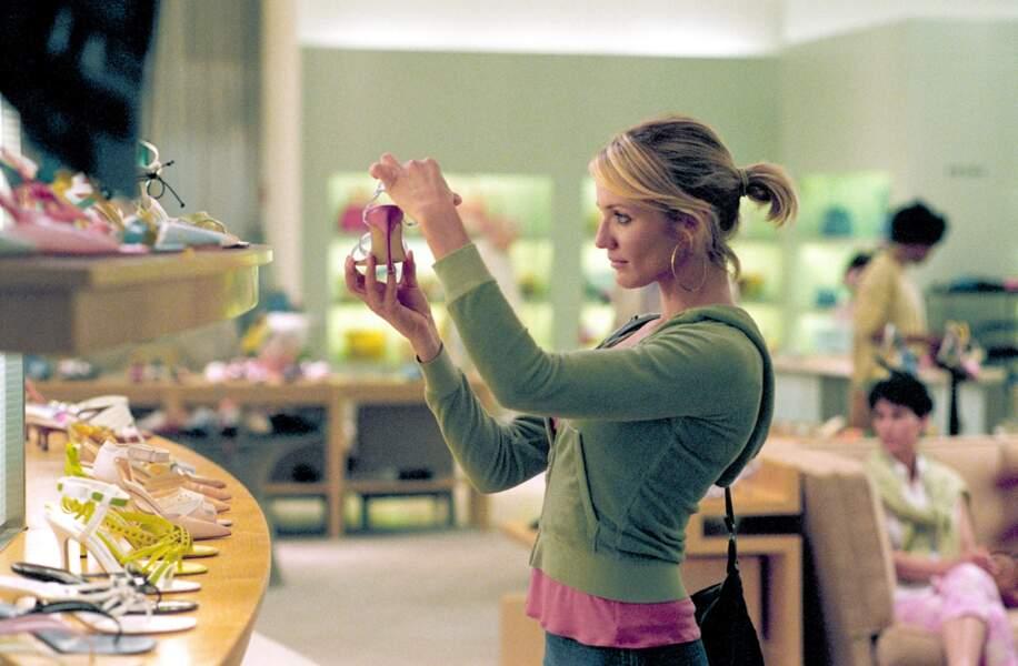En 2005, Cameron Diaz incarne Maggie Feller dans In Her Shoes