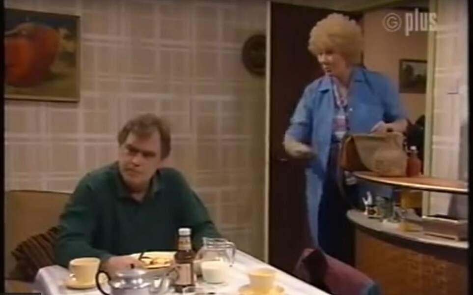 Kevin Doyle est également apparu dans Coronation Street...