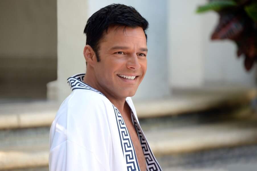 Ricky Martin dans le rôle de Antonio D'Amico