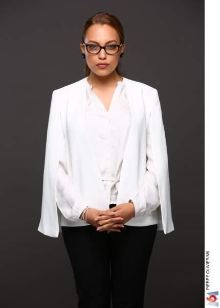 Meriem, 21 ans : chef d'entreprise volontaire, elle est aussi très créative