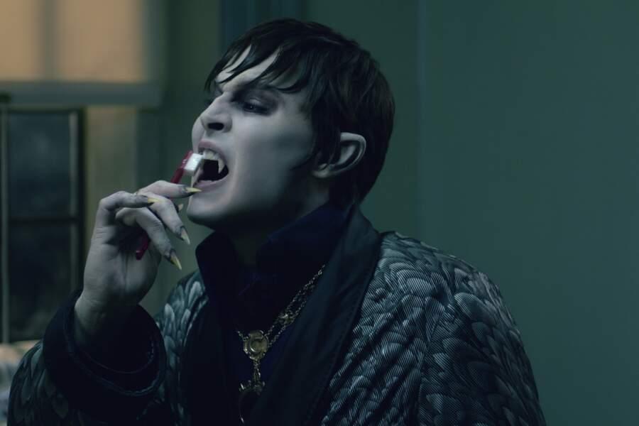 Dark Shadows (2012). Une petite manucure Johnny ?
