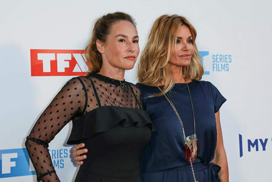 Vanessa Demouy et Ingrid Chauvin, les deux stars de Demain nous appartient
