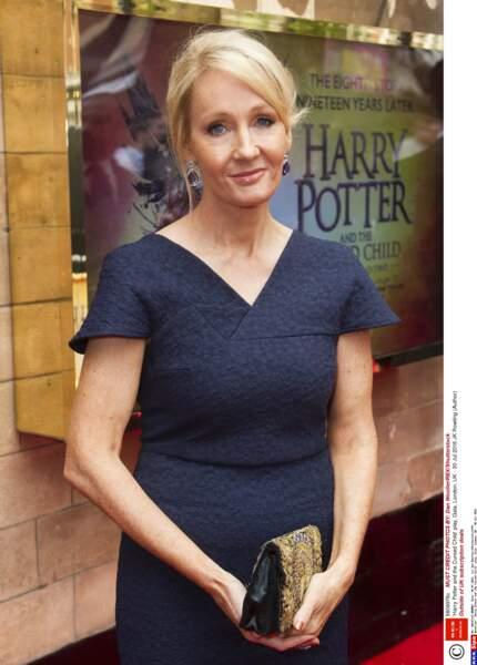 J. K. Rowling était sur son 31