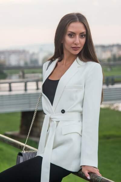 Aida Karamehmedovic pour la Bosnie Herzegovine