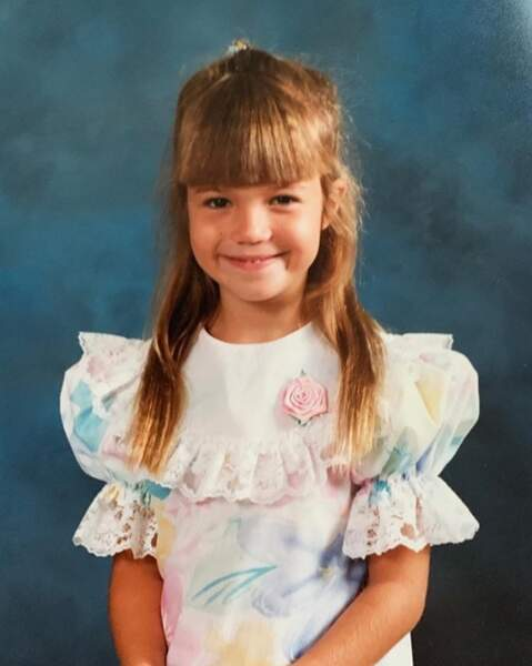 Mandy Moore était beaucoup trop adorable quand elle était enfant.