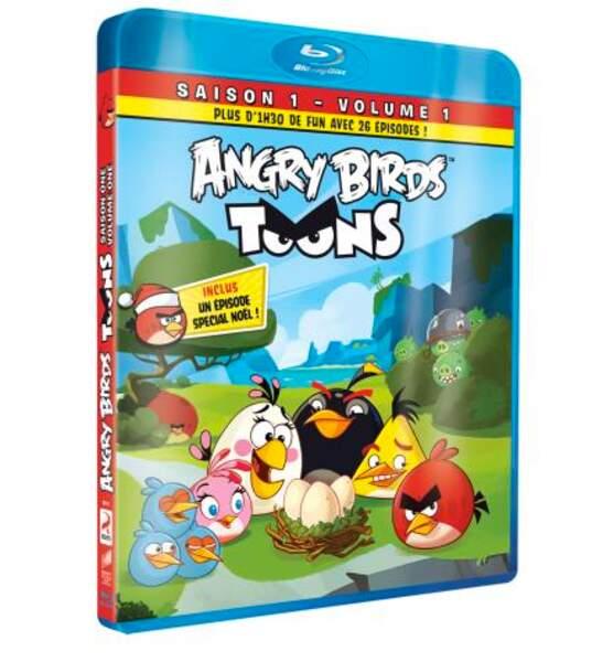 Série animée Angry Birds Toons