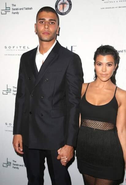 Kourtney Kardashian et Younes Bendjima : fin de deux ans d'idylle