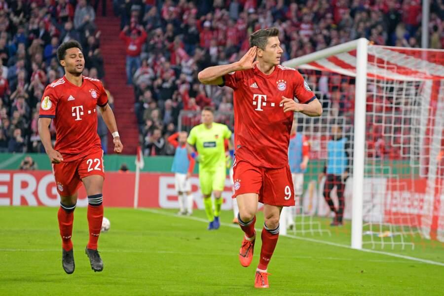 4 : Bayern Munich avec 629,2 millions d'euros