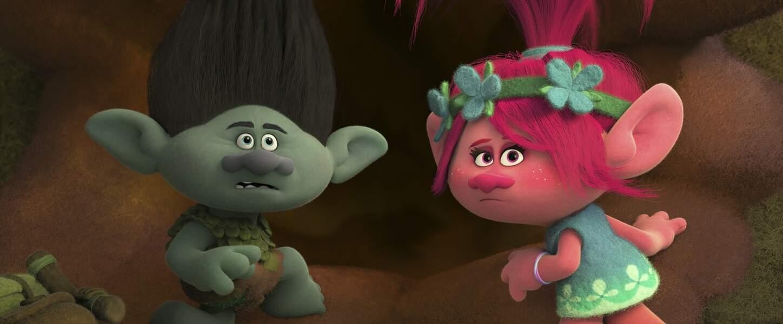 Louane a aussi donné de la voix dans le dessin animé Trolls au côté de... M. Pokora