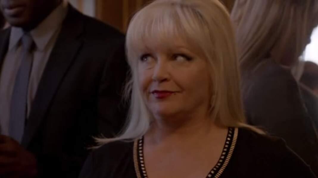 Charlene Tilton, qui tourne dans des téléfilms américains, n'a pas hésité à reprendre son rôle dans le reboot