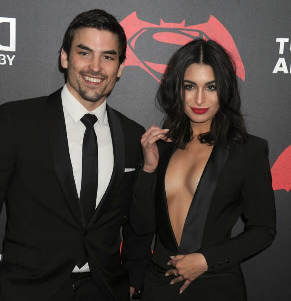 Le Bachelor américain Jared Haibon et sa chérie peu couverte Ashley Iaconetti