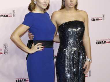 Césars 2014 : le tapis rouge des stars, de Scarlett Johansson à Léa Seydoux (PHOTOS)