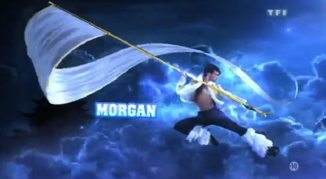 "Morgan (Saison 5). Son secret : ""Je suis pom-pom girl"""