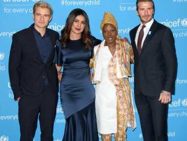 Les stars aux 70 ans de l'Unicef