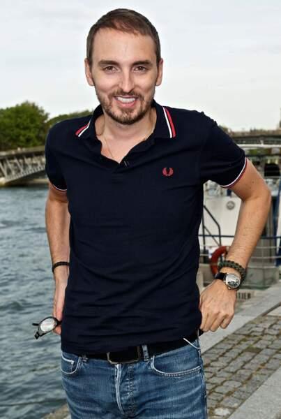 60. Christophe Willem (@willemofficiel) -  Chanteur, auteur et compositeur (Nouvelle Star 4) (245 749 followers)