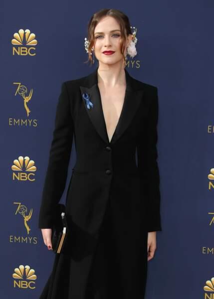 Evan Rachel Wood, star de Westworld