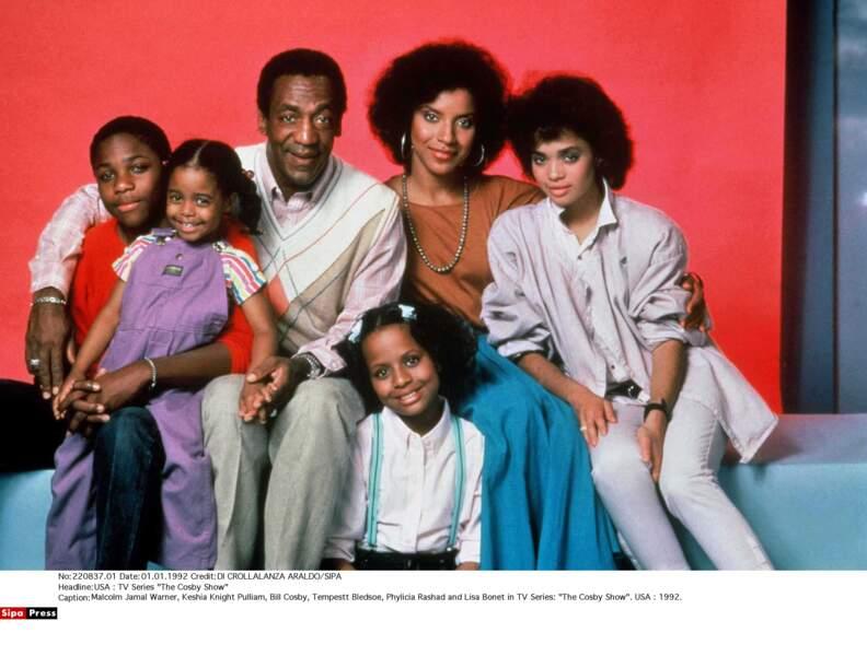 En 1984, les Etats-Unis ont découvert la série Cosby Show et le quotidien de la famille Huxtable
