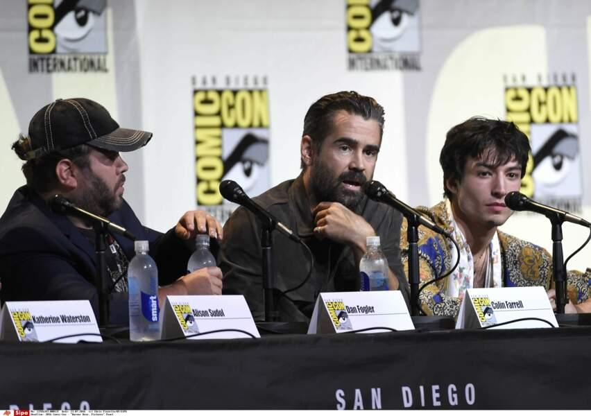 Colin Farrell est au casting de ce spin-off adapté de la saga Harry Potter