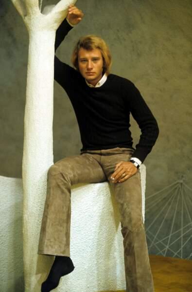 1969 : Année de la bogossitude décontractée pour le jeune homme de 26 ans