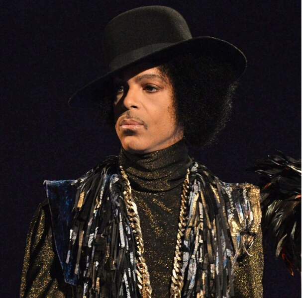 Le grand Prince et son sens du style : mythiques !