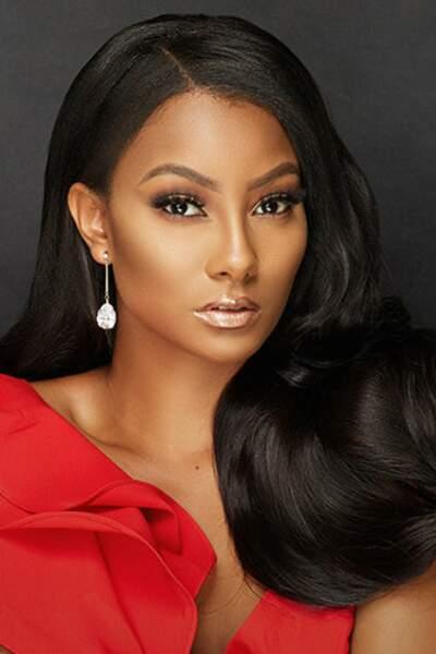 Akisha Albert, Miss Curaçao