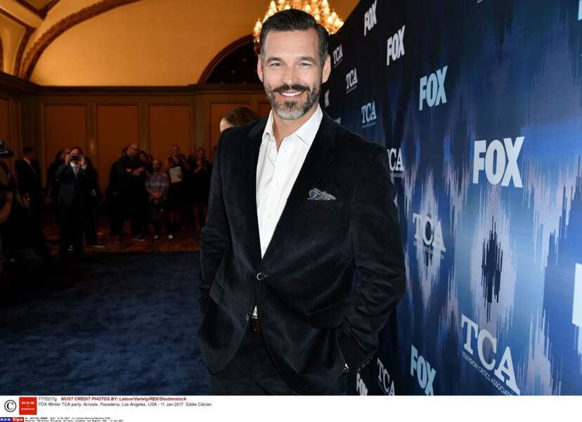 Eddie Cibrian a joué dans les séries Hot in Cleveland, Baby Daddy, Rosewood et Take Two