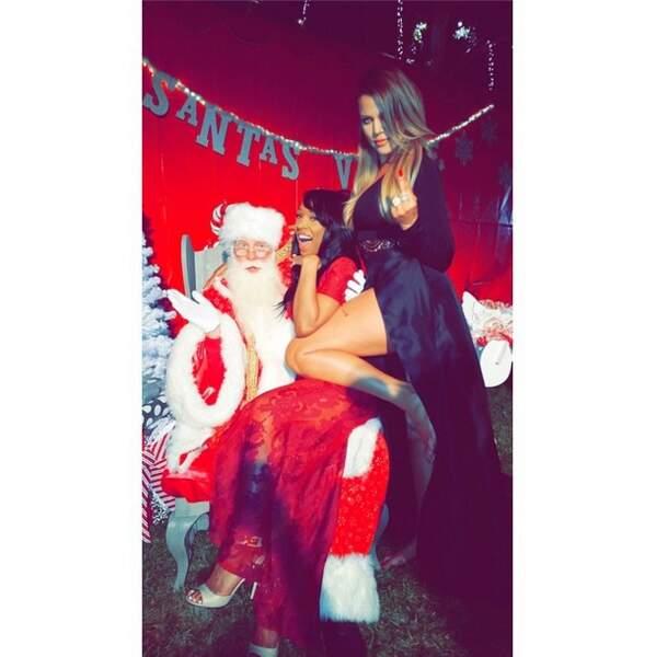 Elles nous ont traumatisé le Père Noël...
