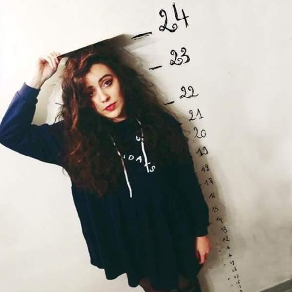 Elle a sorti cette année un single intitulé Jardin d'hiver.