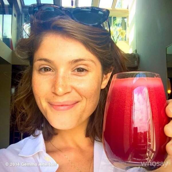 Un petit verre de jus de fruit, ça vous tente ?