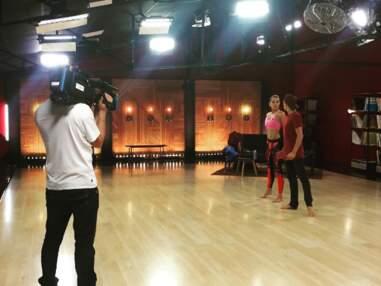Danse avec les stars 7 : les folles images des célébrités en répétitions
