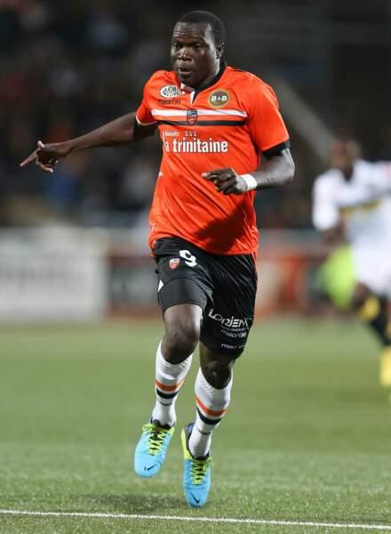 Vincent Aboubakar (Lorient - Cameroun)