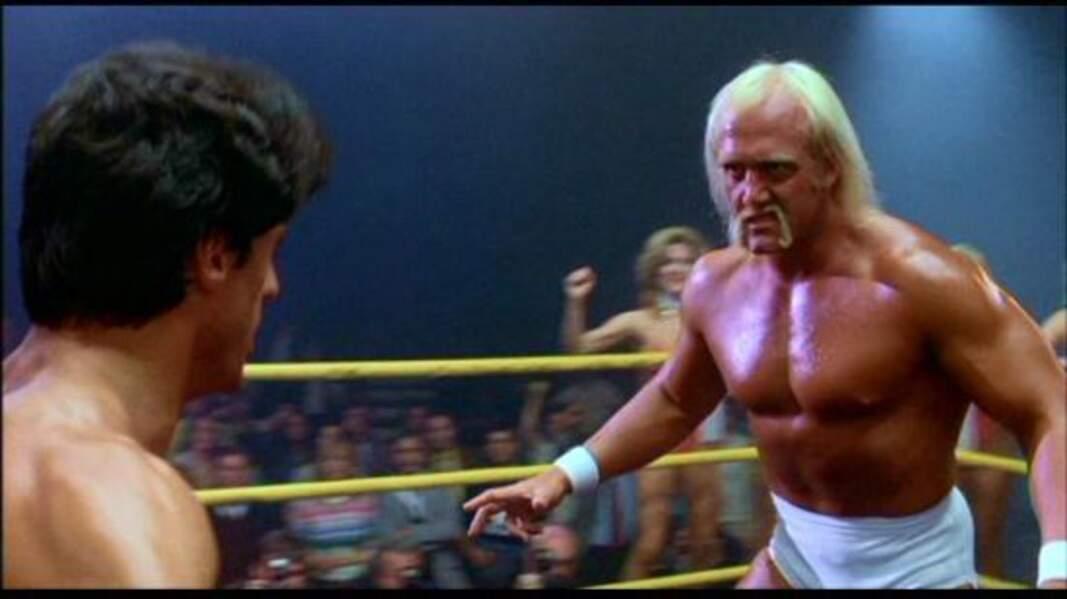Sans oublier le molosse Hulk Hogan !
