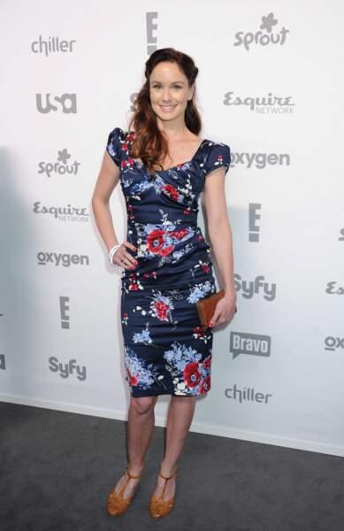 Sarah Wayne Callies est devenue l'une des héroïnes de The Walking Dead