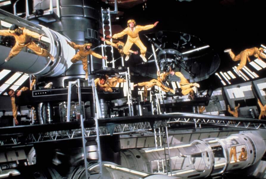 James Bond aussi est allé dans l'espace. C'était en 1979 dans Moonraker