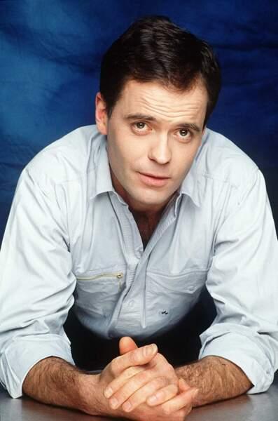 Philippe Lafontaine (Victoire de la révélation variétés masculine en 1990)