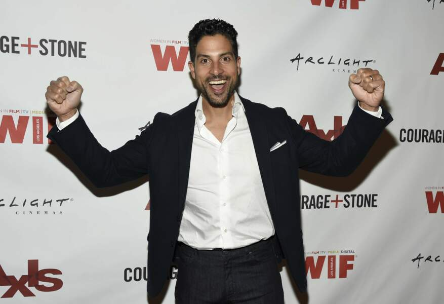 Adam Rodriguez (Eric Delko) est revenu dans The Night Shift, Jane the Virgin, Empire ou le film CHIPS