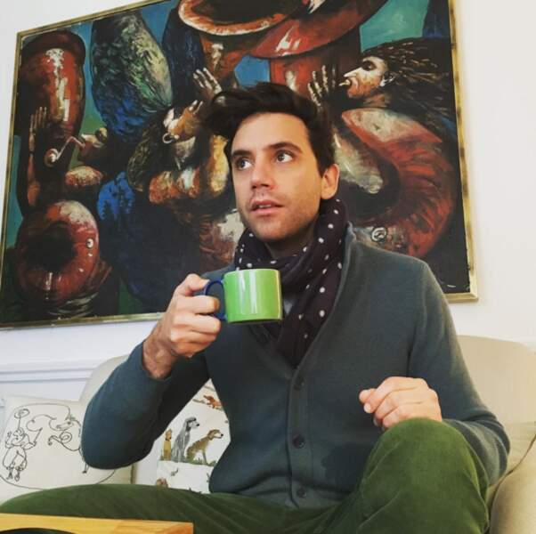 Pour bien commencer la journée, un bon café...