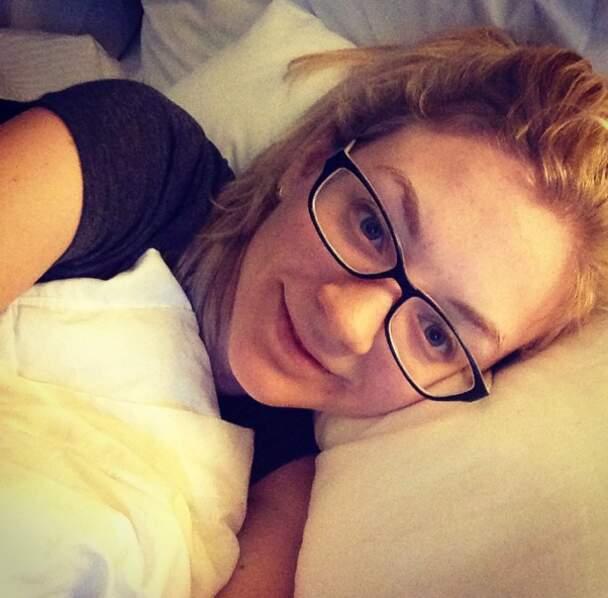 Zombies, boulot, dodo pour Emily Kinney