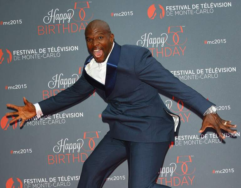 Terry Crews, le monsieur muscle de Brooklyn Nine-Nine