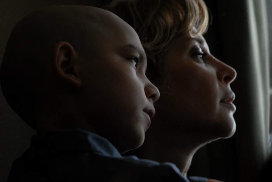 Oscar et la dame en rose (2009) : la relation d'amitié entre un garçon malade et une femme bougonne