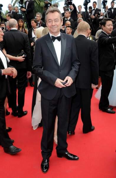 Mais que serait Cannes sans Michel Denisot ?