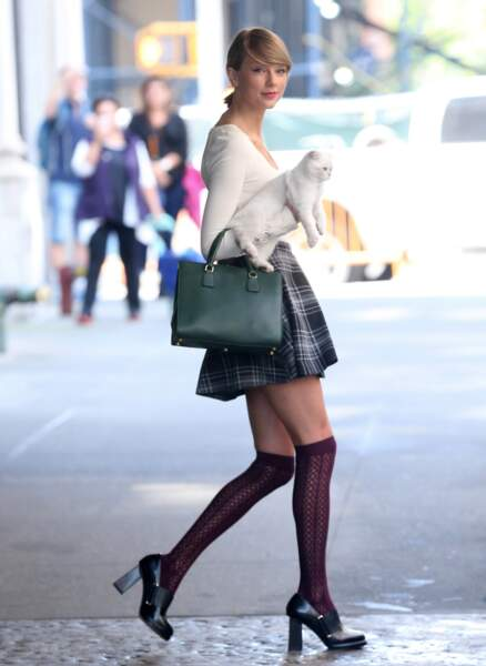 Taylor Swift, un style impeccable